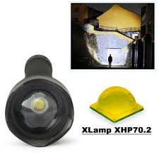 <b>led flashlight 8000 lumens</b> xhp70.2 most powerful flashlight 26650 ...