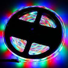 <b>ZDM 5M LED</b> Strip Light with Remote Control 24 KEYS RGB ...