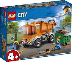 <b>Конструктор LEGO</b> City Great Vehicles <b>60220 Мусоровоз</b>