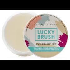 Отзывы о <b>Мыло для очищения кистей</b> Mischa Vidyaev Lucky Brush