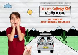 new car release diaryWin a Diary of a Wimpy Kid The Long Haul movie prize pack