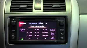 Toyota West Statesville How To Setup An Android Phone On A 2013 Toyota Corolla Youtube