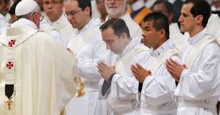 Pope Francis is truly the <b>holy father</b>, the priests' priest | National ...
