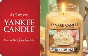 Yankee Candle Gift Card | Kroger Gift Cards