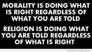 Morality And Freedom Quotes. QuotesGram via Relatably.com