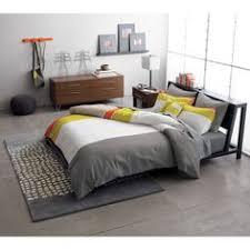 alpine gunmetal bed in bedroom furniture cb2 cb2 bedroom furniture