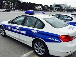 """Göyçayda """"Opel"""" və DYP avtomobili toqquşub"""