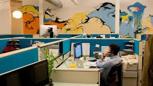 office workspace cool office decor walls work office