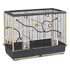 Ferplast <b>Piano</b> 6 <b>Bird</b> Cage - White - Cage: Amazon.co.uk: Pet ...