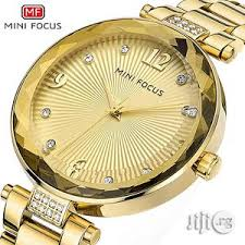 <b>MINI FOCUS</b> Ladies Watches Top Brand Luxury <b>Rose Gold</b> Quartz ...