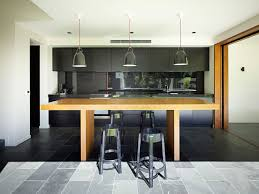 standard bar stool table
