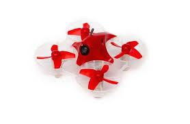 Квадрокоптер <b>BLADE Inductrix</b> FPV <b>PLUS</b> RTF красный — купить ...
