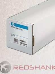 <b>HP Special Inkjet Paper</b> | Redshank