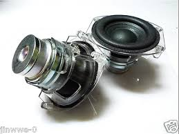 "<b>1pcs 3</b>"" <b>inch</b> 4Ω 30W subwoofer Speaker Steel magnetic ..."