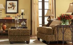glamour living traditional