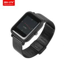 <b>20mm</b> Stainless Steel <b>Watch</b> Strap For Huami <b>Xiaomi Amazfit</b> Bip ...