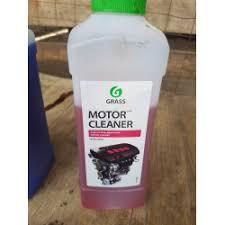 Отзывы о Средство для очистки <b>двигателя GraSS</b> Motor Cleaner