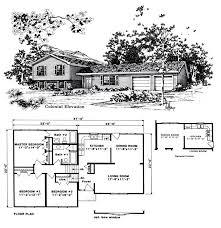 Log House Plans Bedroom   Free Online Image House Plans    s Tri Level Home Plans on log house plans bedroom
