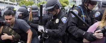 Risultati immagini per proteste in america contro l'elezione di trump