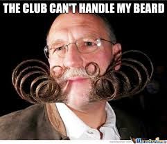 What A Magnificent Beard by recyclebin - Meme Center via Relatably.com