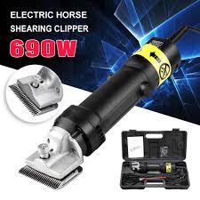 220V 690W Horse Cattle Clipper ForTriming Horse Camel Hair ...