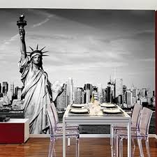 liberty bedroom wall mural: wall mural statue of liberty brewster home fashions removable washable
