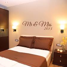 Small Picture mr and mrs wall sticker by wall art quotes designs by gemma