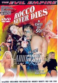 Rocco Never Dies The End DVD Evil Angel