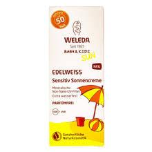 Натуральный <b>солнцезащитный крем для младенцев</b> и детей ...