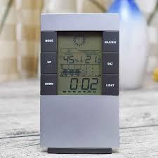 LCD <b>Digital Stick On Thermometer</b> Temperature Gauge Heater ...