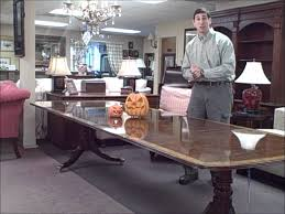 Henredon Dining Room Table Henredon Dining Table Is The Piece Of The Week October 28th Youtube