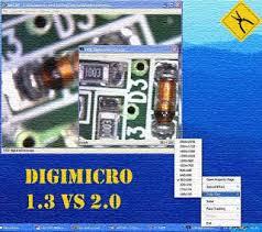 Обзор-сравнение USB-<b>микроскопов</b>: <b>Digimicro</b> 1.3 и <b>Digimicro</b> 2.0