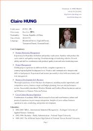 resume in english resume format pdf resume in english confident cv english cv resume