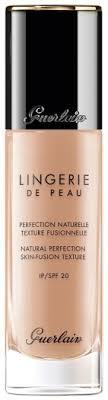 <b>Guerlain Lingerie de Peau</b> Fluid Foundation N03C Natural Cool ...