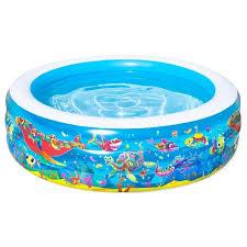 Характеристики модели <b>Детский бассейн Bestway Подводный</b> ...