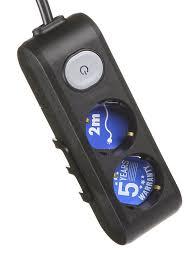 <b>Удлинитель Panasonic X Tendia 2</b> Sockets 2m - Чижик