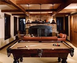 kitchen room pull table: we have a pool table that i want to make functional however the only space that it will fit and function is between our living room and kitchen on the
