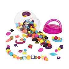 B. Toys - (150-pcs) Pop Snap Bead Jewelry - DIY ... - Amazon.com