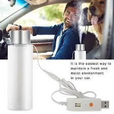 HURRISE USB Portable <b>Car</b> Air Humidifier Handy <b>Car</b> Diffuser <b>Auto</b> ...