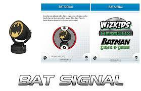 Heroclix Bat Signal
