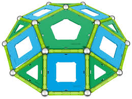 Купить <b>конструктор</b> магнитный <b>Geomag Panels</b>, <b>83</b> детали в ...