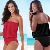 Wholesale Sexy <b>Tube Top Bikinis</b>