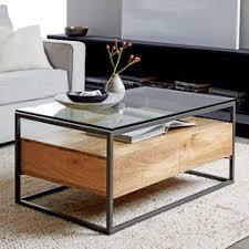 box frame storage coffee table box frame storage coffee table buy west elm industrial storage coffee table