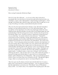 cover letter examples of reflective essay examples of reflective   cover letter cover letter template for personal reflective essays examples essay narrative examplesexamples of reflective essay