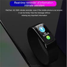 <b>AK12 Color</b> Screen <b>Smart Bracelet</b> IP68 Waterproof Blood Pressure ...