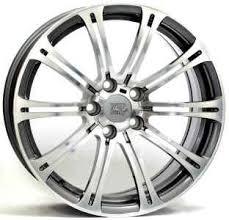 Tire Car - BMW, <b>M3</b> Luxor, 8.0 x 17.0 Inch - <b>WSP Italy</b> W670 Colour ...