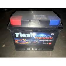"Отзывы о Автомобильный аккумулятор Кайнар ""Flash Premium ..."
