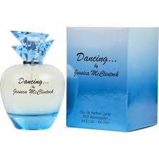 <b>Dancing</b> by <b>Jessica McClintock</b> Eau De Parfum Spray, 3.4 OZ (with ...