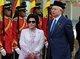 Image result for Najib the Celebrity