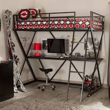 bunk bed with office underneath duro z bunk bed loft with desk black bunk beds amp bedroom loft bed desk combo